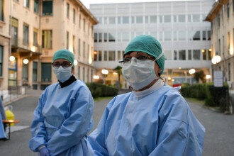 Hotelurile ar putea găzdui personal medical, odată cu intrarea în vigoare a Scenariului 4
