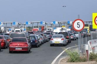 14.500 de români au intrat miercuri noapte în țară, prin Vama Nădlac