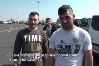 Peste 4.800 de români s-au întors joi noapte în țară prin Vama Nădlac