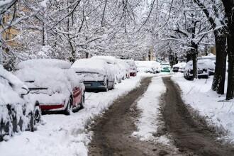 Vin ninsorile în mai multe zone din țară. Avertismentul meteorologilor