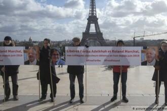 În toiul pandemiei de coronavirus: Iranul şi Franţa fac schimb de deţinuţi