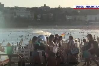 Plaje arhipline în Australia, în plină epidemie de coronavirus. Reacția autorităților