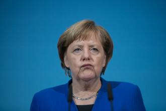 Angela Merkel, în izolare după ce intrat în contact cu un medic infectat cu coronavirus