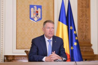 """Klaus Iohannis, apel către românii din diaspora: """"Nu veniți acasă de Paște"""""""
