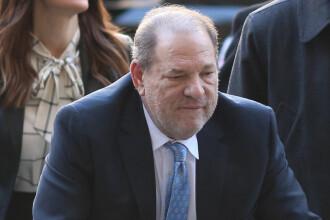 Harvey Weinstein a fost testat pozitiv pentru noul coronavirus în închisoare