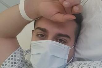 "Mesajul unui tânăr bolnav de coronavirus la 29 de ani. ""Mă simțeam invincibil"""