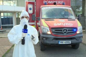 """Jurnaliști în vreme de coronavirus în România: """"Asta a fost extrem de greu!"""""""