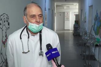 Medicul Virgil Musta: Spitalele vor fi copleşite. Singura soluţie este să nu ne îmbolnăvim