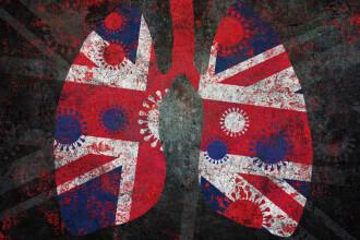 Coronavirus în lume. Marea Britanie intră în izolare națională pentru cel puțin 3 săptămâni