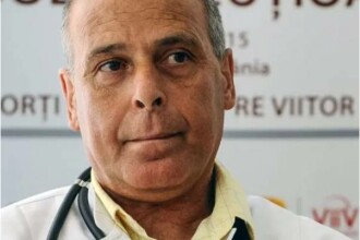 Medicul Virgil Musta: Ideal ar fi să se blocheze totul două săptămâni