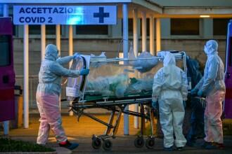 Doliu italian fără sfârșit, din cauza coronavirusului. Situația se agravează și în Spania