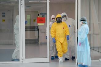Putin, în vizită la pacienții cu coronavirus. Ce le-a transmis medicilor