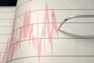 Cutremur în judeţul Vrancea, marţi dimineaţă. Ce magnitudine a avut
