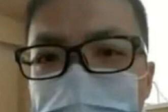 Un medic chinez a murit după ce a lucrat 35 de zile la rând cu pacienți infectați de Covid-19