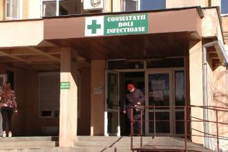 Spitalul de Boli Infecțioase din Timișoara nu mai primește pacienți din alte județe