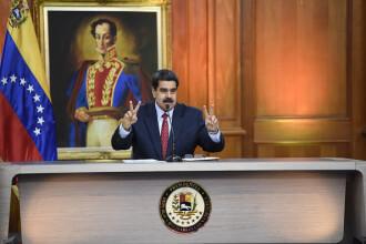 Nicolas Maduro, inculpat pentru narco-terorism în SUA. Recompensă uriașă pentru informații