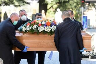 Drama de a lucra la serviciile funerare din Italia, în vremea pandemiei de coronavirus