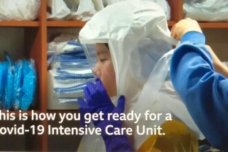 Coronavirus. Cum arată o unitate de terapie intensivă din Coreea de Sud