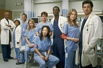 """Sezonul 16 al serialului """"Anatomia lui Grey"""" va avea mai puţine episoade din cauza coronavirusului"""