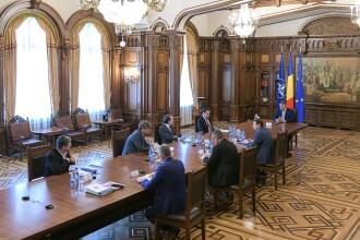 Iohannis a convocat o nouă ședință la Cotroceni pe tema COVID-19. Ce subiecte vor fi dezbătute