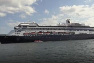 Mărturia unui român blocat pe o navă de croazieră, care nu e lăsată să acosteze din cauza Covid-19