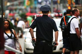"""Peste 1.000 de polițiști americani, infectați cu Covid-19. """"Nu avem echipamente de protecție"""""""