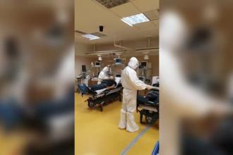 Spitalul Județean Suceava, lovit în plin de epidemia de Covid-19