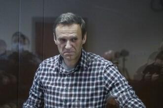 """Navalnîi iese din greva foamei: """"Îmi pierd sensibilitatea în părţi din mâini şi din picioare"""""""