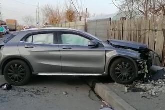 Șoferița care a provocat tragedia din cartierul Andronache, unde au murit 2 fete, ar fi urcat băută la volan