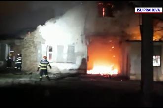 Unul dintre bărbaţii arşi la Inoteşti va fi transferat în Belgia, iar al doilea, la Viena