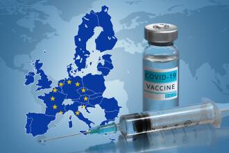 UE, capabilă să ofere vaccinuri anti-COVID pentru toți cetățenii statelor membre