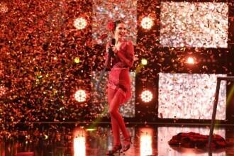"""Un nou Golden Buzz la """"Românii au talent"""". Ruslana Krustas i-a fascinat pe jurați cu un număr de contorsionism"""