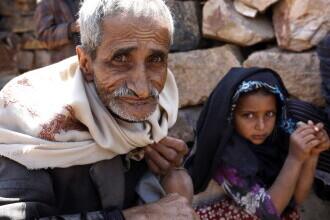 """Yemenul se confruntă cu o foamete extrem de mare: """"Sunt șocat de ceea ce am văzut"""""""