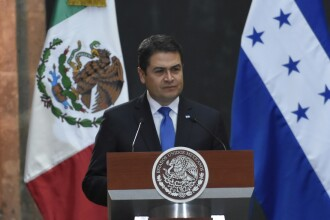 Tone de cocaină au ajuns în SUA, după ce președintele Hondurasului a fost mituit cu 25.000 de dolari