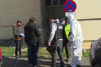 O mamă a doi copii s-a aruncat de la etajul 7 al unui bloc din Târgoviște. Ce a găsit un vecin lângă fereastră