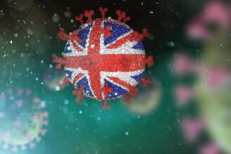 Studiu: Tulpina britanică de coronavirus prezintă o rată de mortalitate