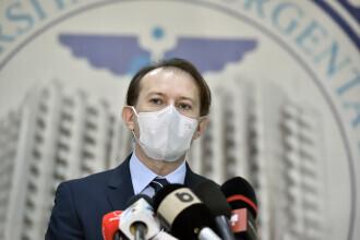 Florin Cîțu: Suntem tot mai aproape de revenirea la normalitate. România, pe 4 în UE privind persoanele dublu vaccinate