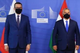 Polonia şi Ungaria sesizează Curtea de Justiţie a UE în legătură cu condiţionarea fondurilor europene de statul de drept