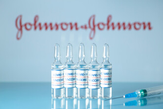Ministerul Sănătăţii: Vaccinul Johnson & Johnson utilizează un adenovirus inofensiv, care nu se poate înmulţi