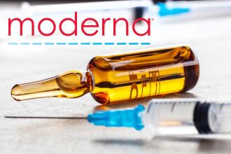 O nouă tranșă de vaccinuri Moderna ajunge în țară. Cum sunt distribuite dozele