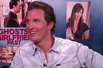 Actorul Matthew McConaughey vrea să intre în politică. Pe ce funcție a pus ochii