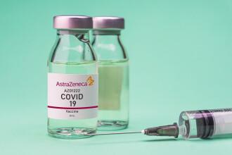 """NIAID: AstraZeneca a folosit date """"depăşite"""" în teste care au dus la o estimare incompletă a eficienţei vaccinului"""
