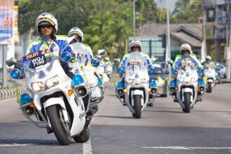 """Poliţiştii din Malaezia care refuză să se vaccineze anti-COVID-19 """"vor fi nevoiţi să plece din poliţie"""