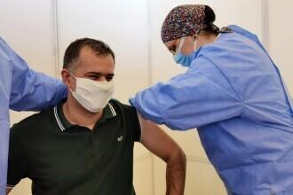 Primarul Bacaului, vaccinat cu AstraZeneca din lotul 2856. Ce i s-a intamplat apoi e neasteptat