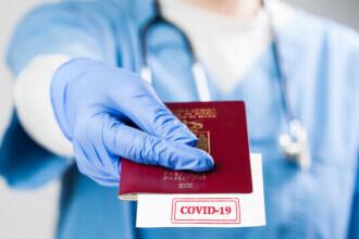 EXCLUSIV: Cine va primi pasaport de vaccinare si la ce va putea fi folosit