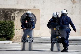 Sediul unui post de televiziune din Grecia, ţinta unui atac cu bombe incendiare