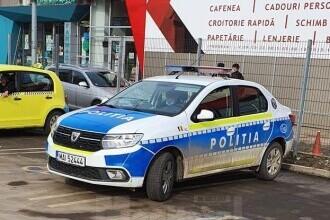 Polițiști din Suceava aflați în misiune, amendați cu 2.000 de lei după ce au parcat pe locurile pentru persoane cu handicap