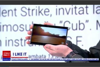 iLikeIT îți prezintă cum arată telefonul viitorului. Conceptul care pare SF, în premieră