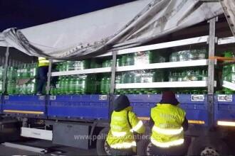 Șoferul TIR-ului cu gaz periculos depistat în Portul Constanța a murit la spital