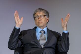 Bill Gates: Pandemia se apropie de final. Ce spune despre purtatul măștii